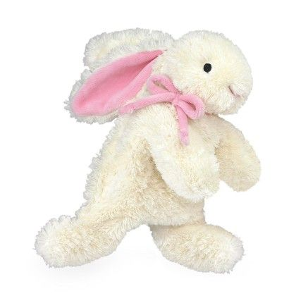 Loppy Bunny Pink 10 Inches - North American Bear