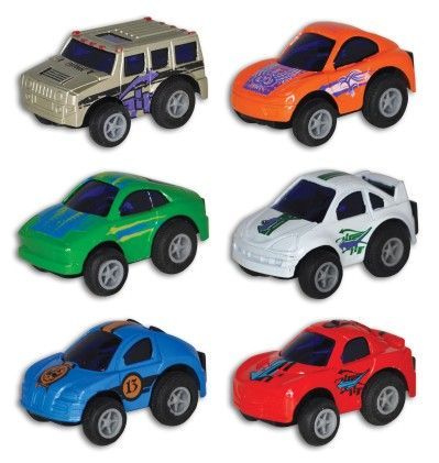 Mini Stunt Car - Assorted - Novelty Inc