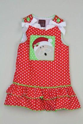 Red Polka Dot Dress - Tutu And Lulu
