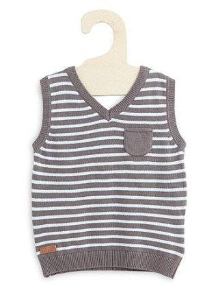 Fine Stripes Gauge Knit Tank Top - Kiabi