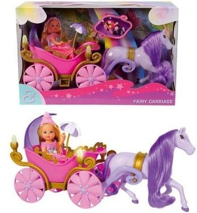 Simba - Evi Love Fairy Carriage