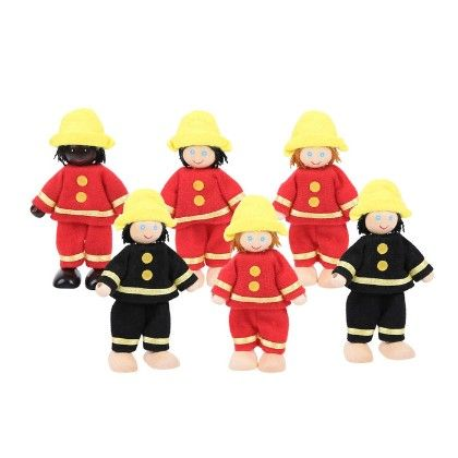 Firemen Set - Big Jig Toys