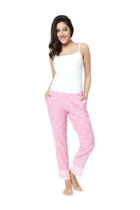 Mystere Paris Pretty In Pink Pajama - Pink - Mystère Paris