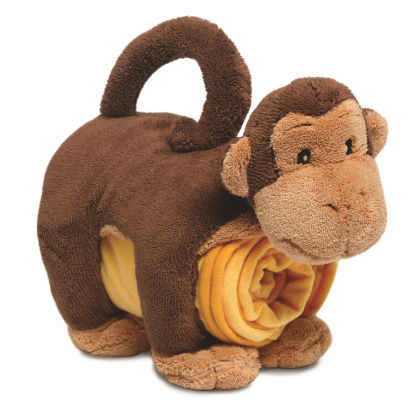 Snuggle Paws Monkey - Ton Ton For Kids