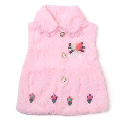 Wonderkids Pink Fleece Jacket - Wonder Kids
