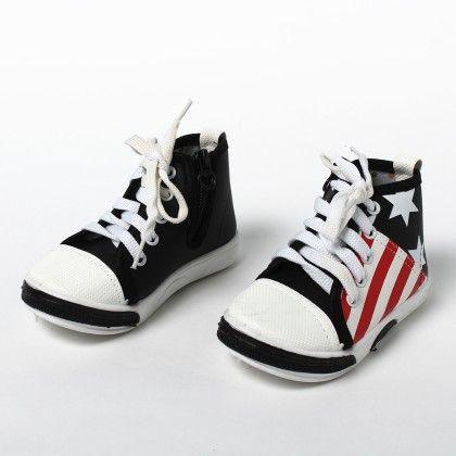 Lace-up Shoes Black - Best Shoes