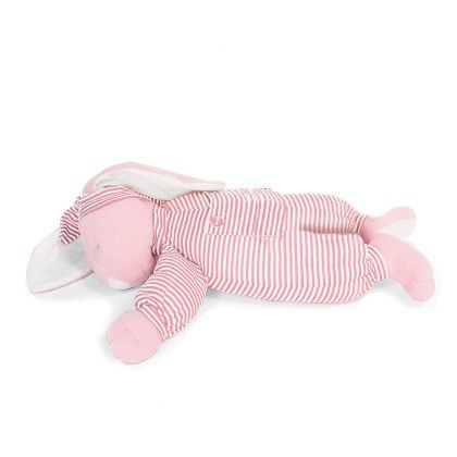 Sleepyhead Bunny Medium 15 Inches Pink - North American Bear