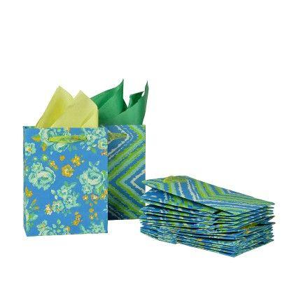 Small Bags Set Of 10 - RATAN JAIPUR - 196782