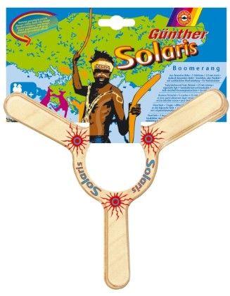 Solaris - Gunther
