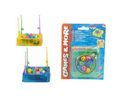 Simba - Games & More Windup Fishing Game Set