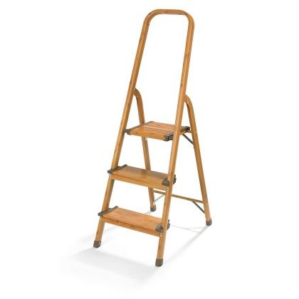 3-step Ultralight Ladder - Polder Housewares