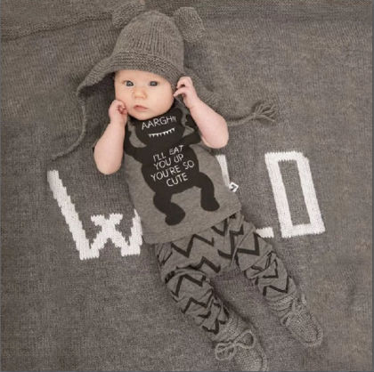 Cute Baby  Warm Set - Kidsloft