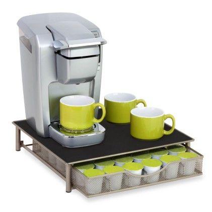 Coffee Pod Drawer-steel - Honey Can Do