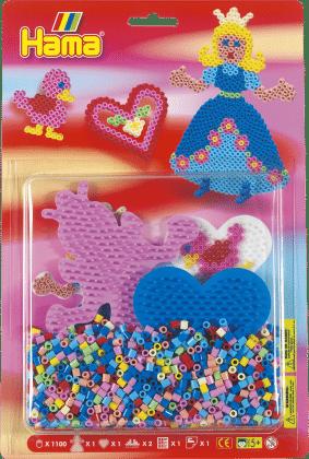 Children's Toy - Midi Princess Mix Pack (blister - Large) - Hama