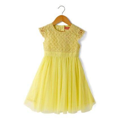 Little Sunshine Net Party Dress - Cuddle