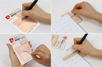 Bandaid Sticky Notes - Total Gift Solutions