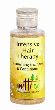Intensive Hair Therapy Shampoo & Conditioner - Mitti Se