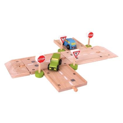 T-junction Set - Big Jig Toys