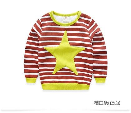 Stars Print Sweatshirt By Mauve - Mauve Collection