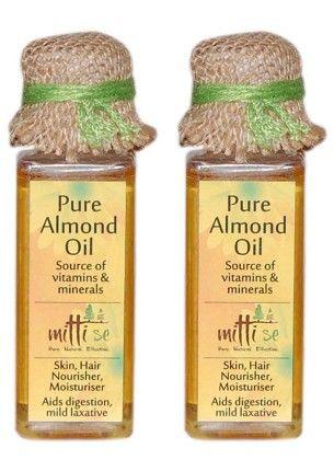 2 Almond Oil Combo - Mitti Se