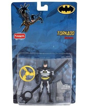 Batman Tornado Action Figure - Funskool