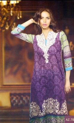 Kurti Collection - Mauve Collection