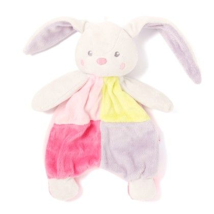 Pink Rabbit Baby Soft Toy - Sucre D'Orge
