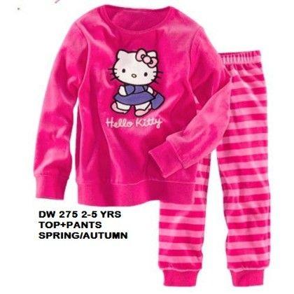 Hello Kitty Suit - Dell's World