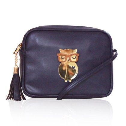Wise Owl Navy Blue - Fizza