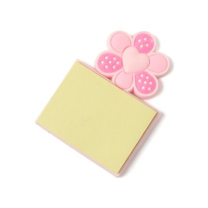 Sticky Notes With Magnet Baby Pink - Diya