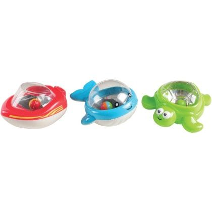 Water Play Toys - Set Of 3 - Constructive Playthings