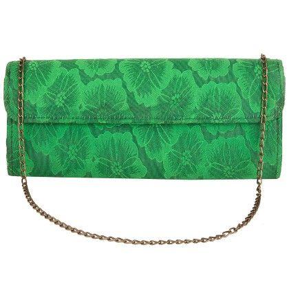 Ethnic Yellow Brocade Designer Potli Bags   Purses For Women ... c39263bd11f4b