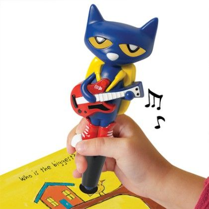 Hot Dots Jr Pete The Cat Talking Pen - Educational Insights