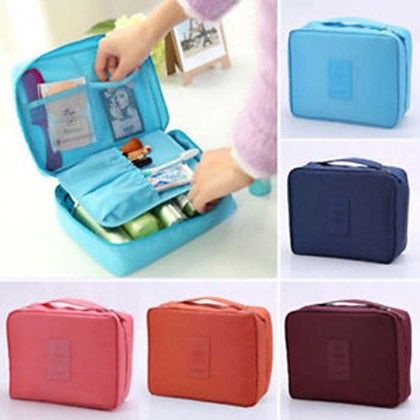 Multipurpose Travel Organizer Pouch Only One - Total Gift Solutions