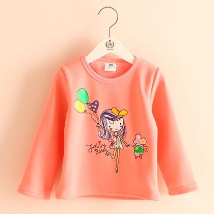 Cute Peach T-shirt - Mauve Collection