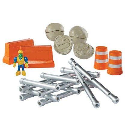 Dino Construction Company Build And Smash Construction Set - Educational Insights