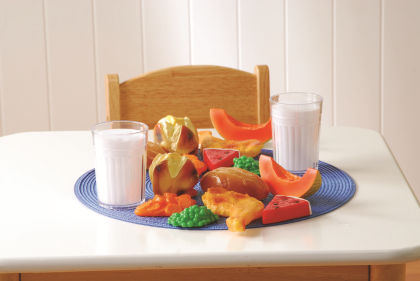 Healthy Meals For Two Set - Constructive Playthings