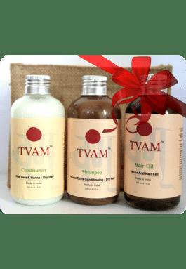 Hair Care Gift Pack 2 - Tvam