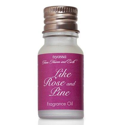 Nyassa Like Rose And Pine Fragrance Oil