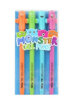 Monster Gel Pens - International Arrival