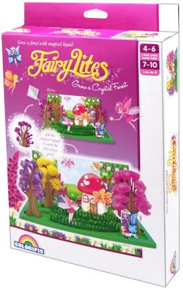 Fairylites Grow A Crystal Forest - Colorific Education