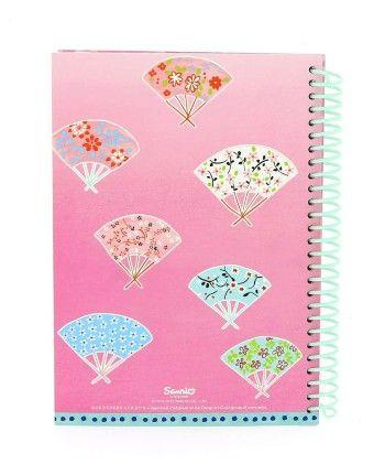 Hk Dg A5 Notebook - Hello Kitty