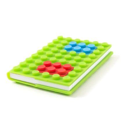 Green Big Lego Diary Lego Diaries - Li'll Pumpkins