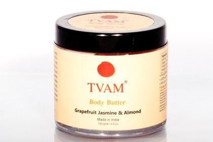 Body Butter-grapefruit Jasmine & Almond - Tvam