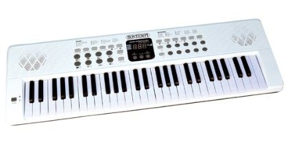 Electronic Keyboard With 54 Keys - Bontempi
