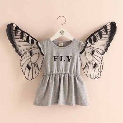 Butterfly Wings Tunics - Mauve Collection