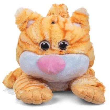 Chuckle Buddy Tabby Cat - Tobar