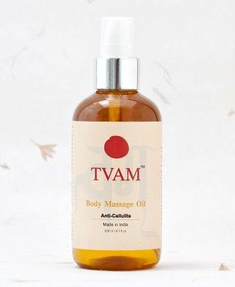 Body Massage Oil - Anti Cellulite Maya - Tvam