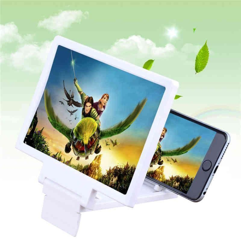 3d Glass - Video Enlarge Eye Treasure Folding Phone Screen - Connectwide
