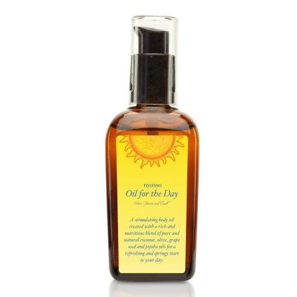 Nyassa Oil For The Day Body Oil